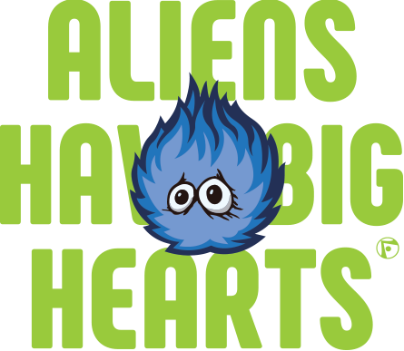 Zont Design - Aliens Have Big Hearts